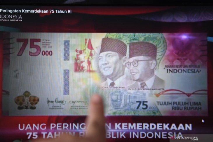 Berita menarik kemarin, peresmian uang khusus hingga pemulihan UMKM