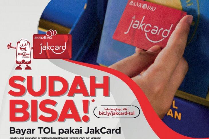 JakCard Bank DKI kini bisa akses Tol Dalam Kota dan Jagorawi