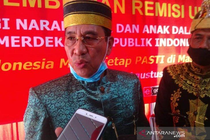 Kemenkum dan HAM: Lapas di Aceh kelebihan daya tampung