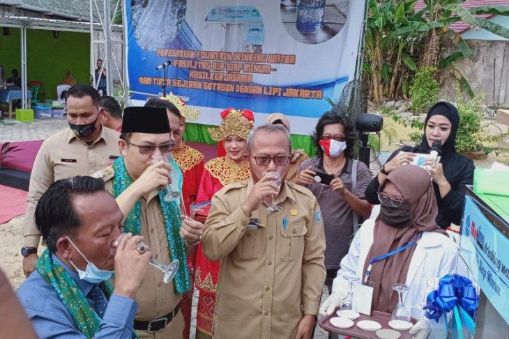 PDAM Bangka Barat-LIPI tingkatkan kualitas penyediaan air bersih