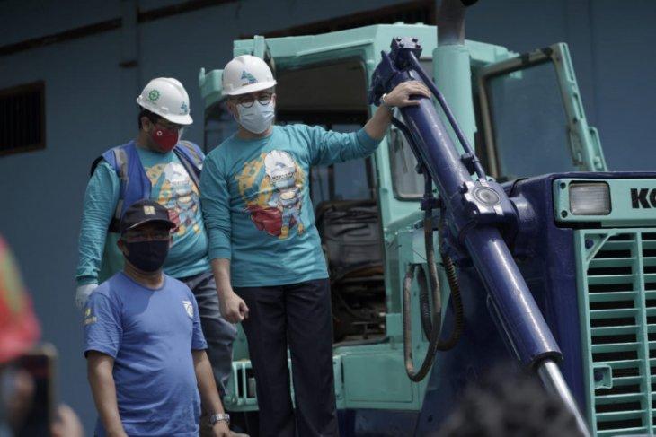 Perum Jasa Tirta I ubah bengkel lama di Kediri jadi workshop peralatan