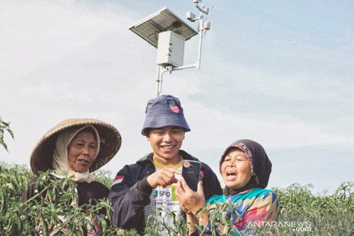 228.000 BTS, Telkomsel menjangkau 95% wilayah populasi Indonesia