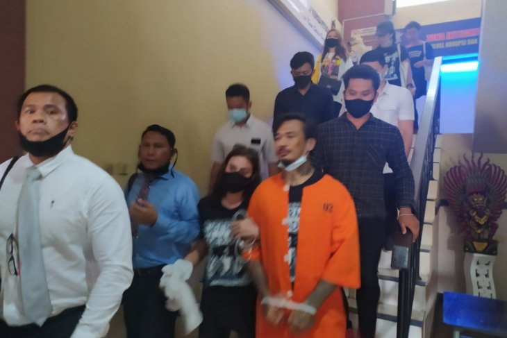 Polda Bali tolak permohonan Jerinx SID untuk penangguhan penahanan