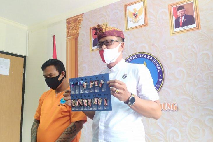 BNN Badung-Bali tahan mahasiswa