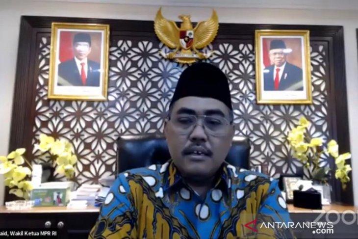 MPR meminta Kemendikbud-Kemenkominfo sinergi jalankan PJJ