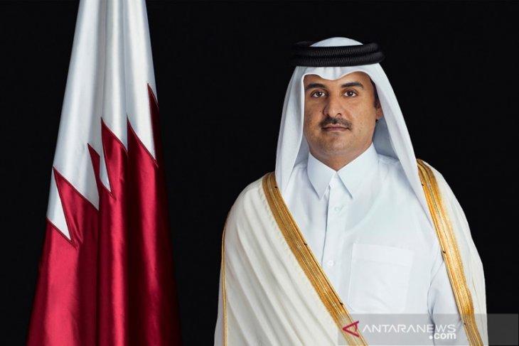 Emir Qatar sampaikan ucapan selamat ke Presiden Jokowi