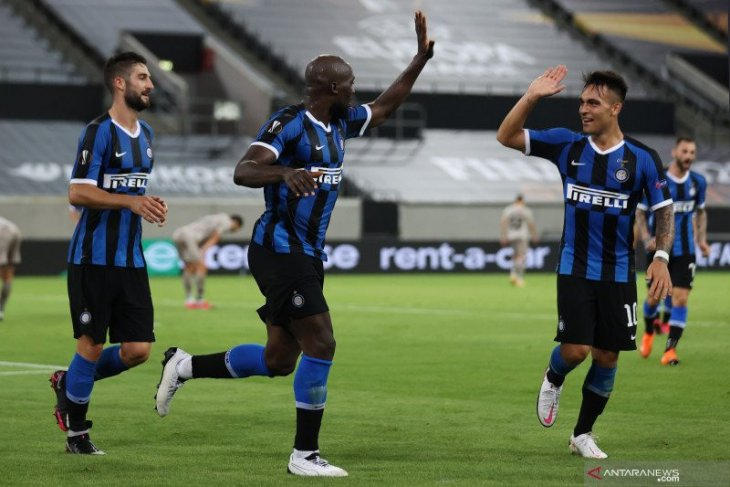 Inter pesta lima gol ke gawang Shakhtar untuk amankan jalan ke final