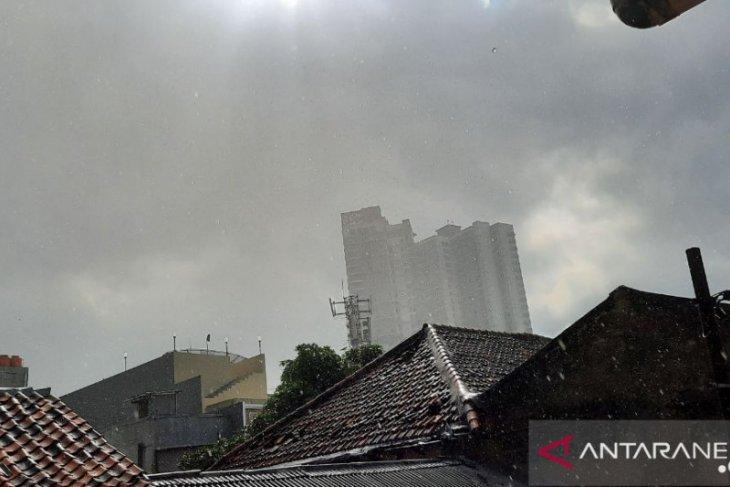 BMKG  beri peringatan cuaca di sejumlah provinsi