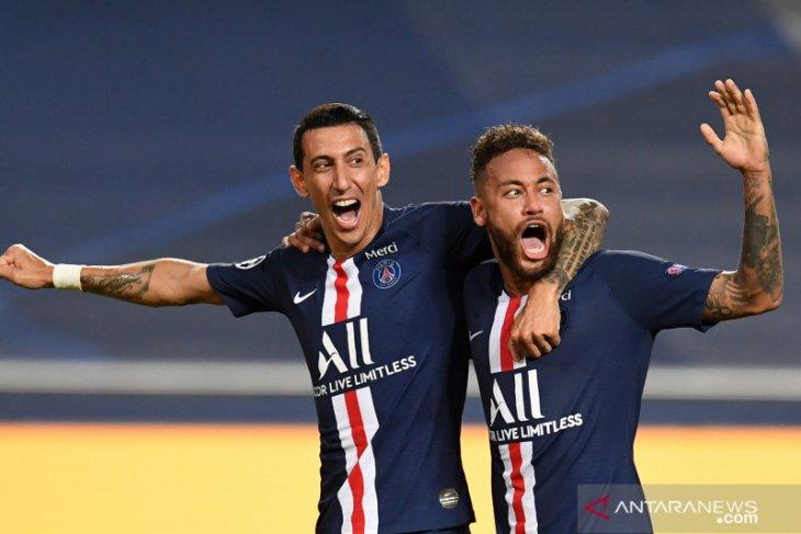 Pertama kali PSG tembus final Liga Champions