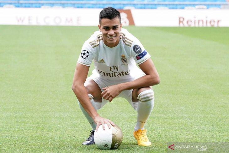 Real Madrid pinjamkan Dortmund Reinier selama dua musim