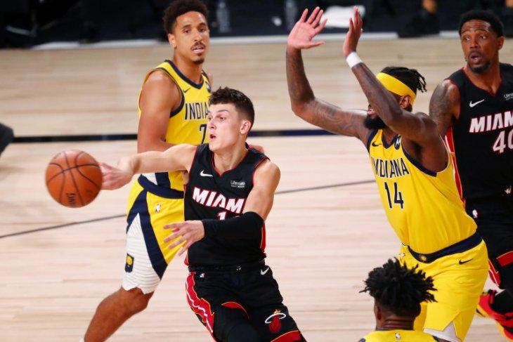 Heat taklukkan Pacers 113-101