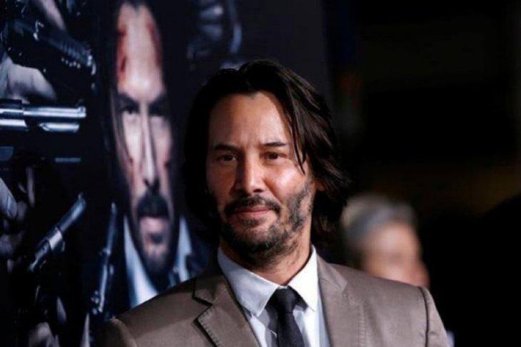 Keanu Reeves dilirik untuk bintangi serial Marvel