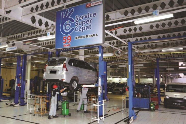 Daihatsu hadirkan program servis tanpa harus turun dari mobil