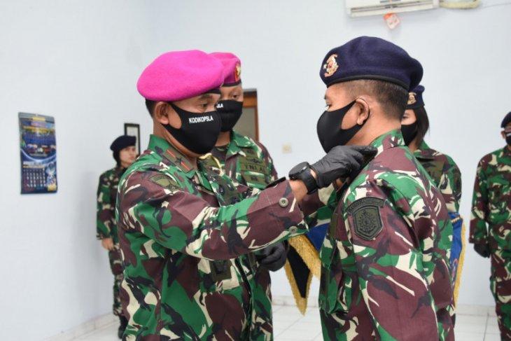 Laksma TNI Agus Hariadi jabat Komandan Kodikopsla Kodiklatal