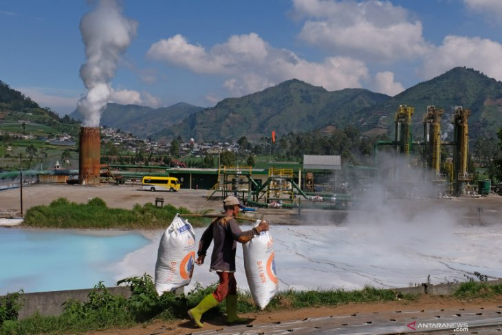 Government facilitates investors to develop geothermal energy