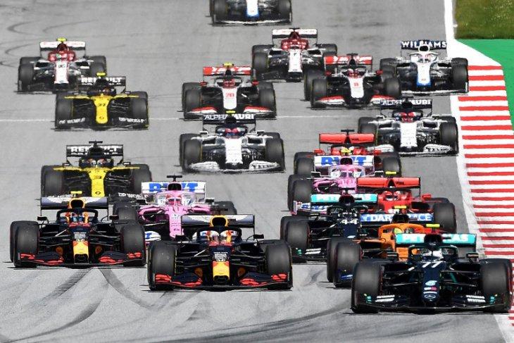 Berikut Statistik Grand Prix Styria