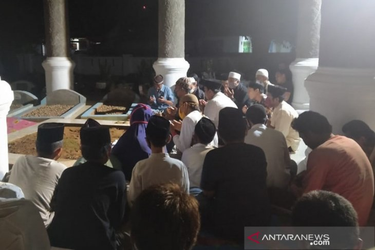 Ritual Tabut Bengkulu digelar tanpa festival rakyat
