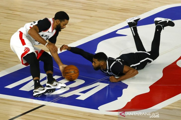 Raptors atasi Nets dan menambah keunggulan