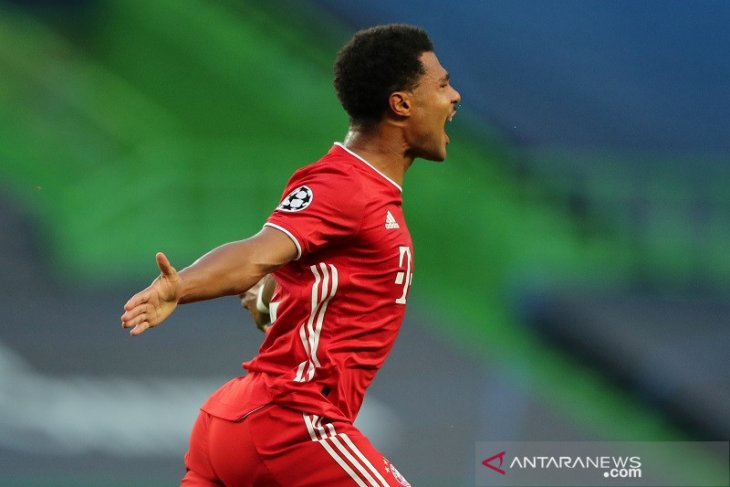 Gnabry: Bayern ingin juara Champions