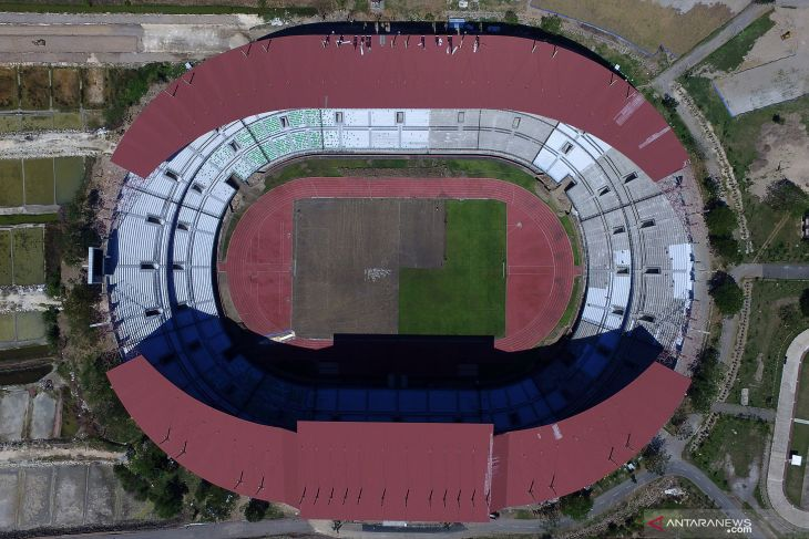 Renovasi stadion Piala Dunia U-20 ditargetkan selesai Maret 2021