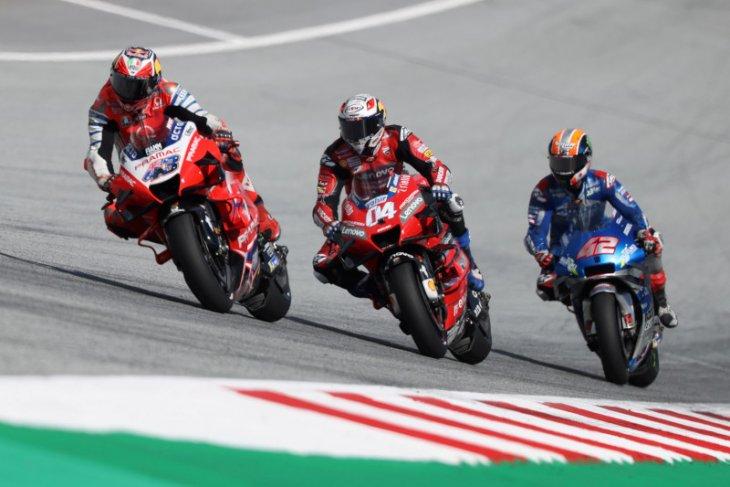 MotoGP: Dua balapan di Aragon krusial untuk perebutan gelar juara