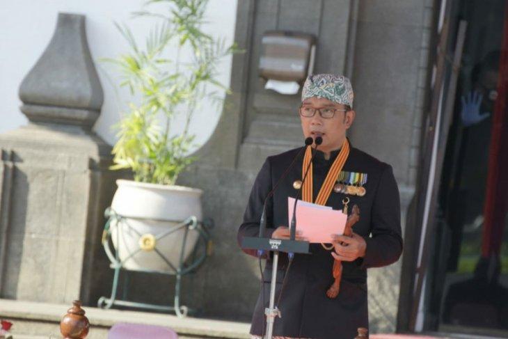 Jadi relawan, Ridwan Kamil bersama Kapolda dan Pangdam Siliwangi dijadwalkan disuntik vaksin COVID-19 Selasa (25/8).