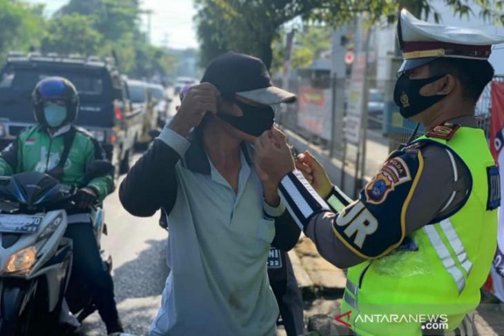 Masker jangan hanya memberikan perlindungan semu