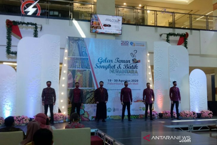 Pameran songket geliatkan kembali  bisnis fesyen tradisional di Palembang