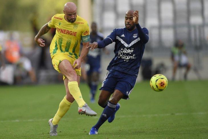 Laga pembuka Liga Prancis,  Bordeaux vs Nantes imbang tanpa gol