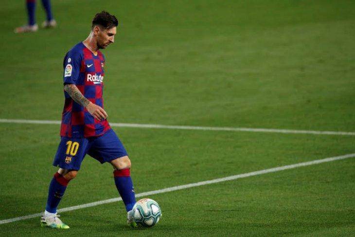 Manchester City tawarkan Rp10 triliun selama lima tahun kepada Lionel Messi
