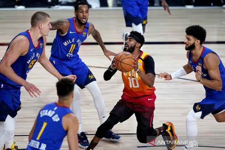 Utah Jazz  rebut gim ketiga untuk balik ungguli Nuggets 2-1
