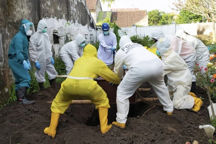 Seorang dokter di Malang berstatus probable COVID-19 meninggal dunia