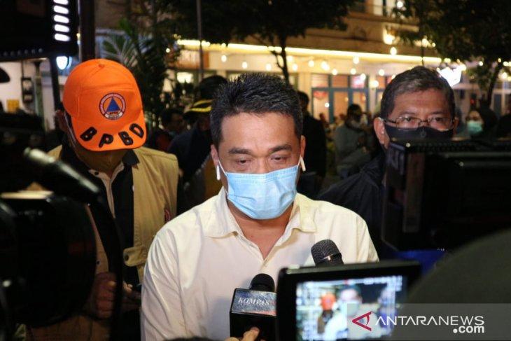 Wagub Ahmad Riza Patria pastikan selidiki penyebab kebakaran Kantor Kejagung