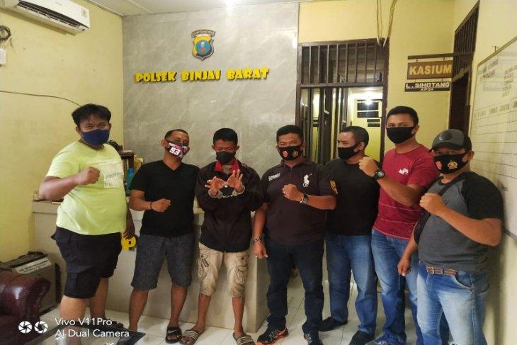 Polsek Binjai Barat tangkap pemilik sabu-sabu