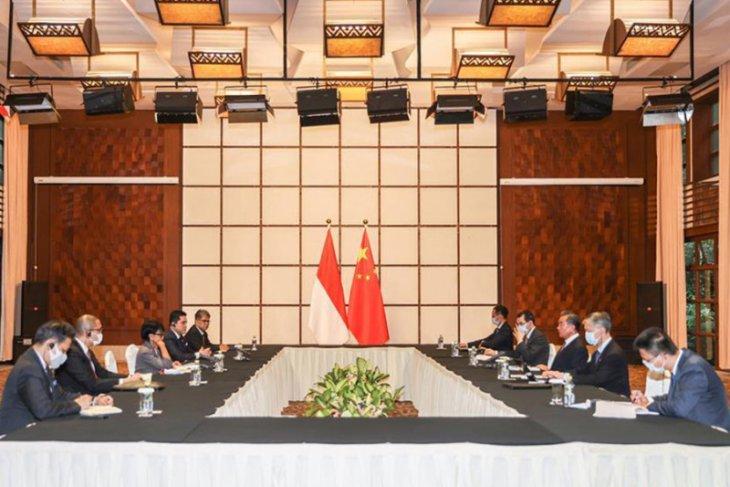 Kunjungan Menlu Retno dan kritik China terhadap Indonesia