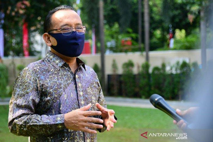 Mensesneg: Tidak benar Presiden Jokowi akan