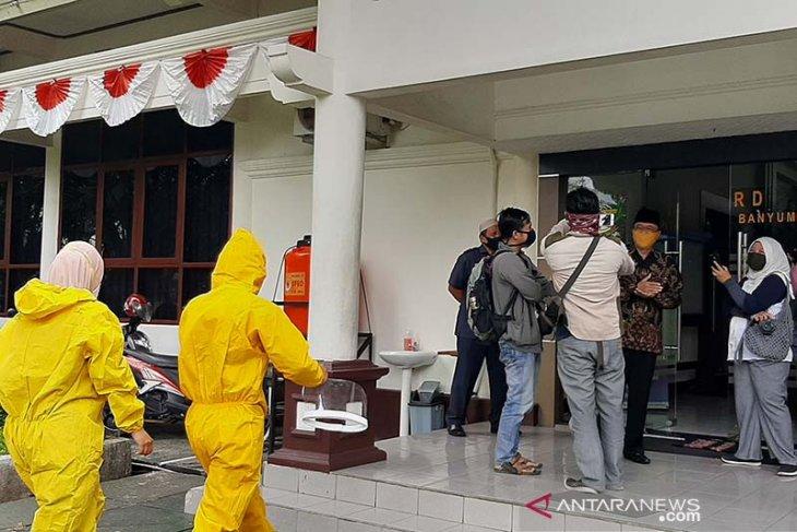 Dua legislator positif COVID-19, DPRD Banyumas ditutup sementara