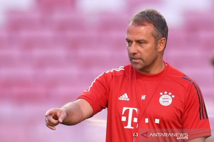 Ini strategi Bayern pada  final Liga Champions lawan PSG