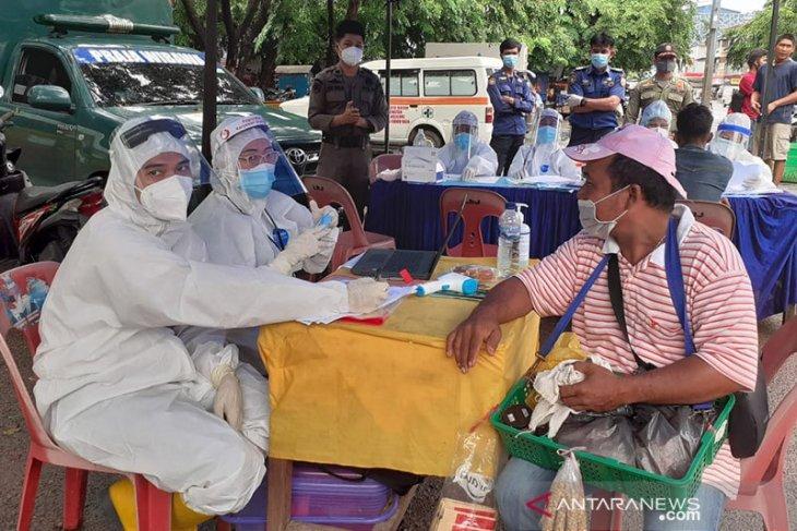 12 orang positif COVID-19 terkait penjemputan paksa jenazah di Batam