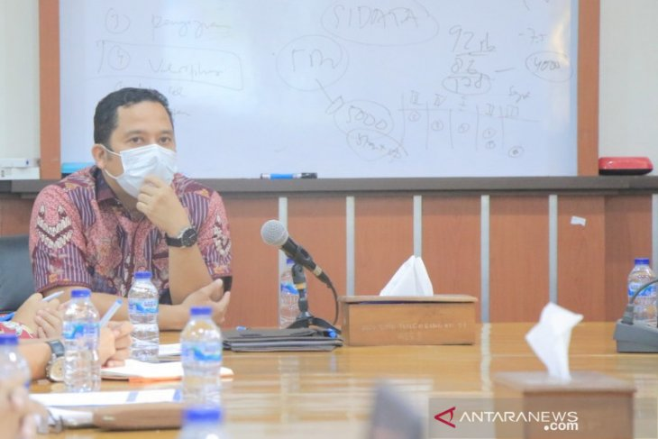 Pemkot Tangerang  minta bantuan Pemprov Banten alat tes PCR