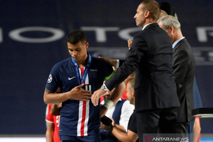 Jalani laga terakhir bersama PSG,  Thiago Silva bakal gabung Chelsea?