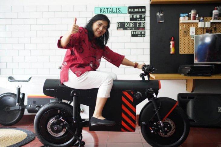 Kemenperin apresiasi motor listrik karya anak Indonesia tampil di Makau