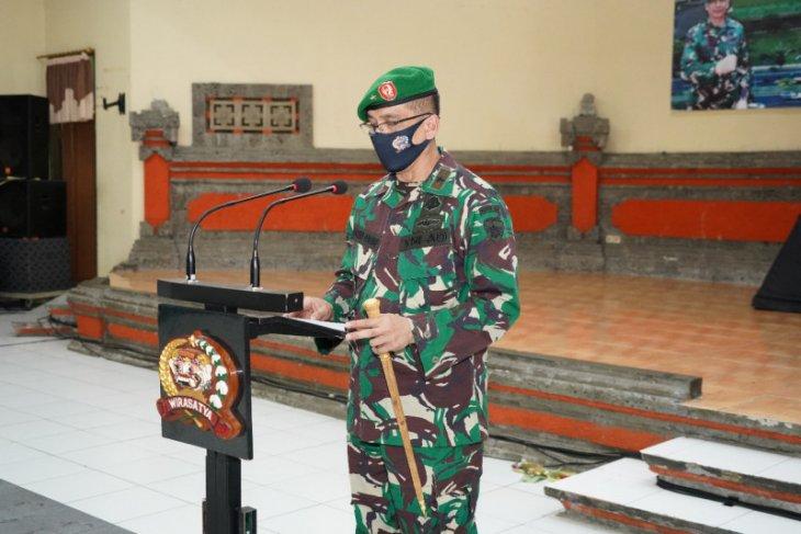 Danrem 163 tegaskan netralitas TNI selama Pilkada 2020