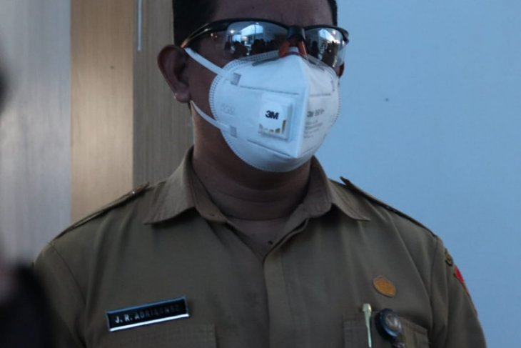 Tingkat konfirmasi COVID-19 di Ambon pada usia produktif perlu diwaspadai