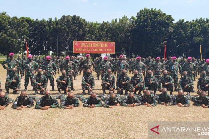 Sejarah baru, Kodikmar Kodiklatal buka Dikmata Kejuruan Marinir di Grati
