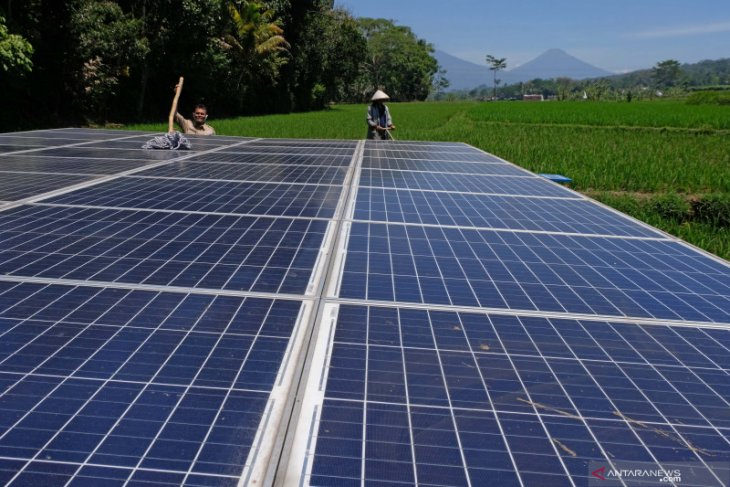 Sri Mulyani sebut dana desa RAPBN 2021 naik jadi Rp72 triliun