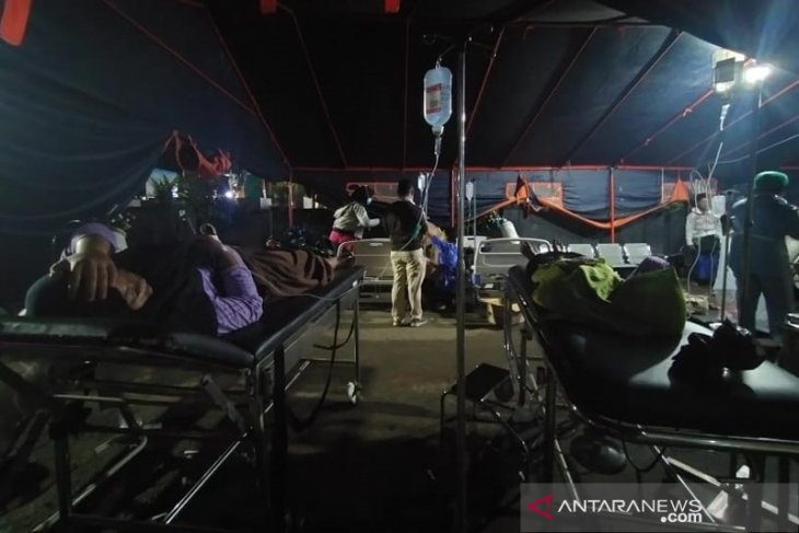 Puluhan santri Bengkulu mual dan pusing usai makan sayur labu siam
