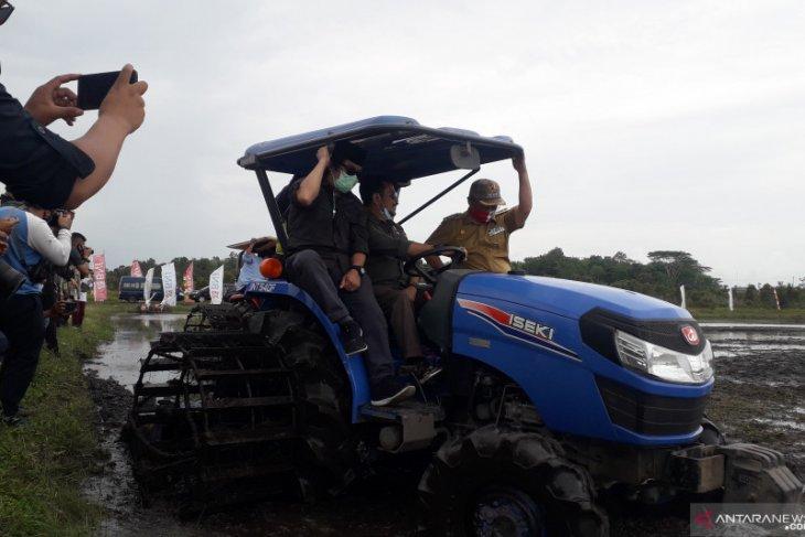 Mentan: Bangka Belitung penyangga ketahanan pangan nasional