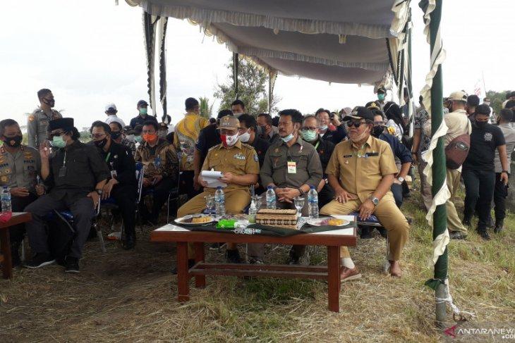 Bangka Belitung bertekad jadi daerah mandiri pangan
