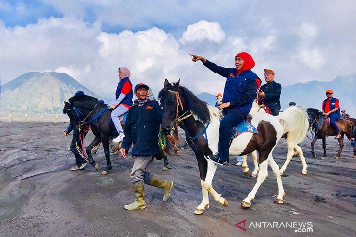 Pembukaan wisata Gunung Bromo gerakkan ekonomi sektor informal